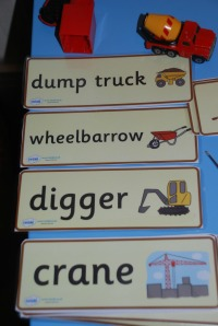Construction words