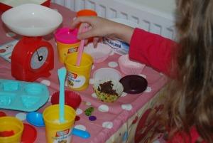cupcake measuring