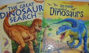 Dinosaur usborne