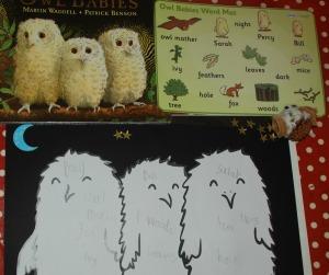 Owl Babies 2