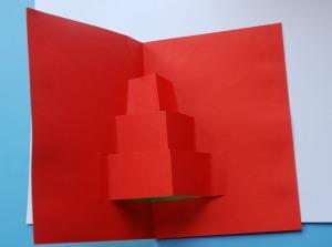 Christmas card making 2