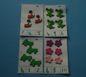 Peg card making 3
