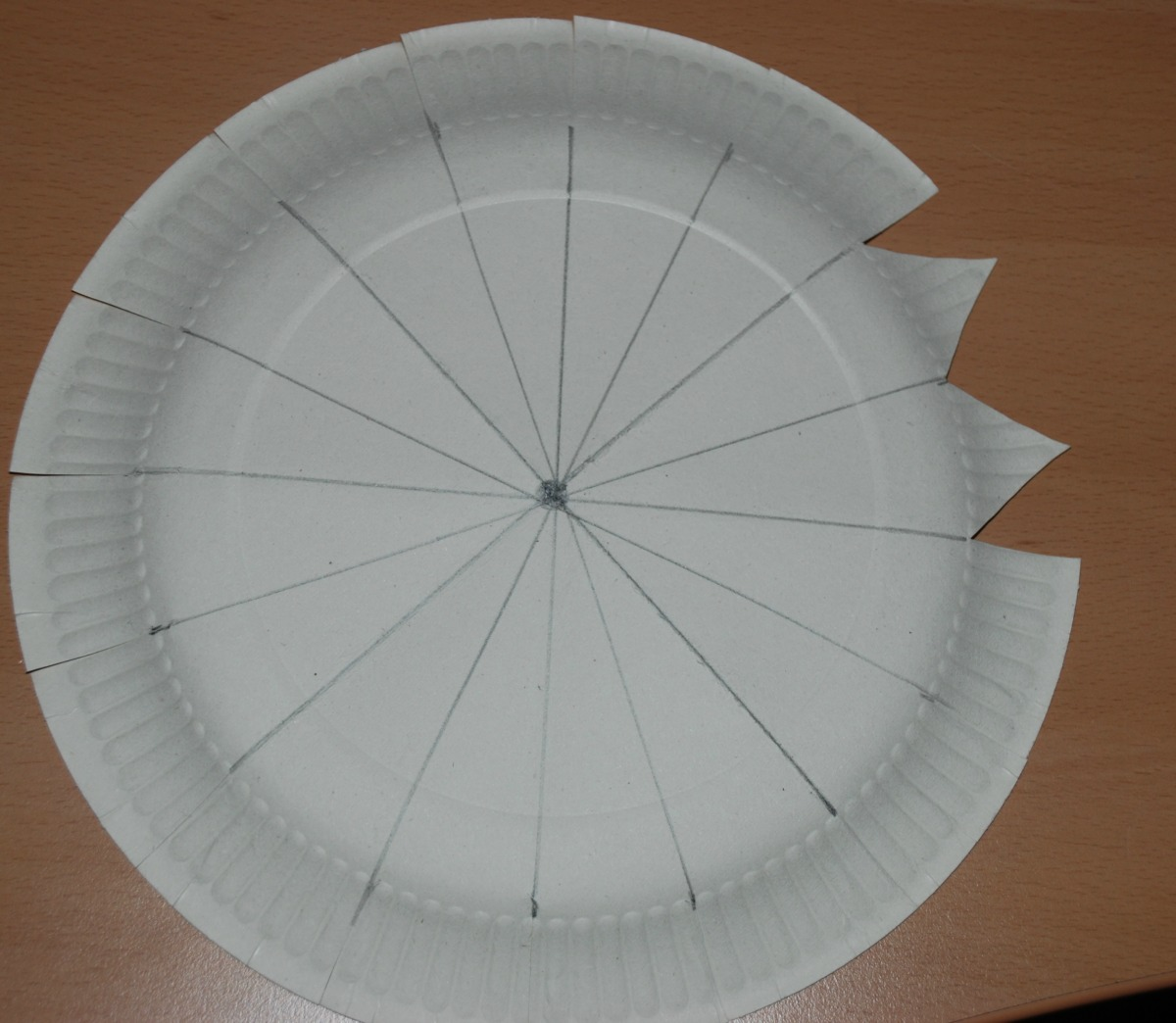 weaving & Paper Plate weaving | ofamily learning together