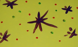 Firework painting 5