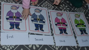 Ordinal Santa's