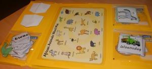 Afrikaans lapbook