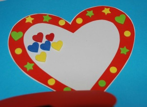 heart cards with stickers2