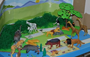 african animal small world 2