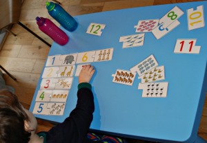 African number puzzles