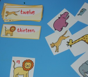 african number words