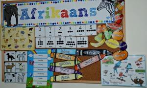 Afrikaans board