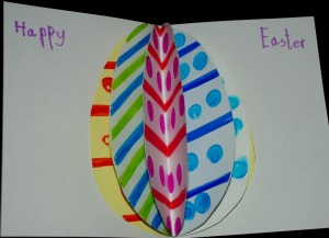 easter egg card 6