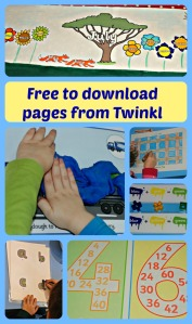 Free to download pages from Twinkl Rescources that we use as part of our homeschooling
