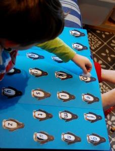 penguin folder