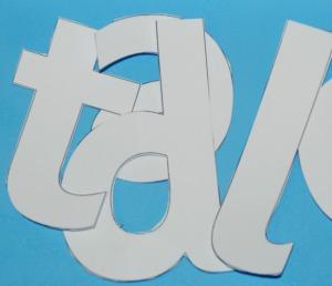 Twinkl letters