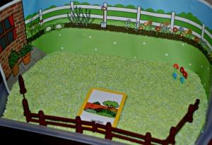 Garden habitat tray