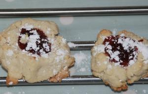 thumprint cookies