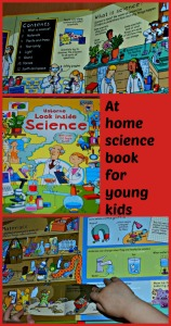 Usborne Look Inside Science a great book for Introducing science concepts to young children