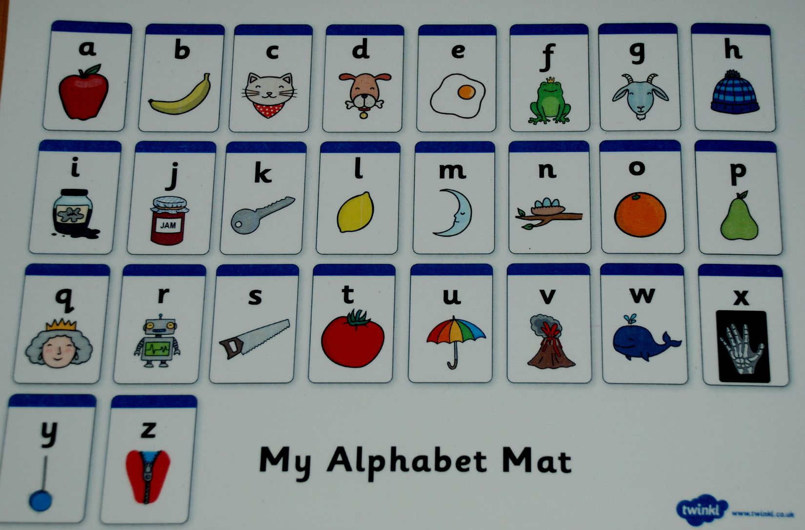 Letter Word Using These Letters Family