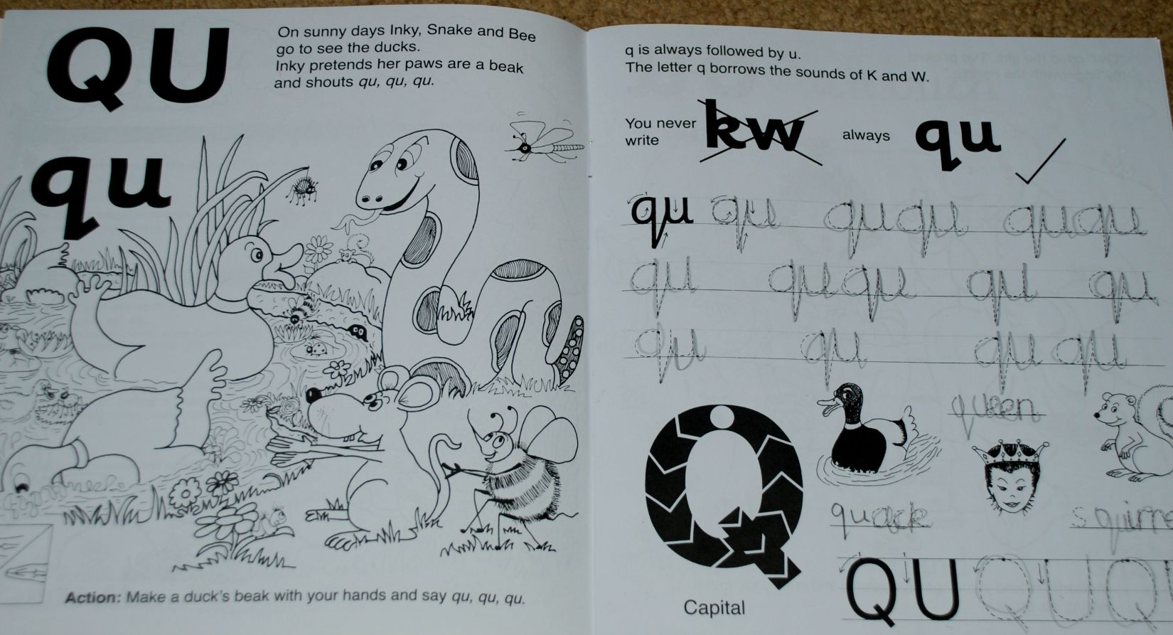 jolly phonics workbook pdf free download
