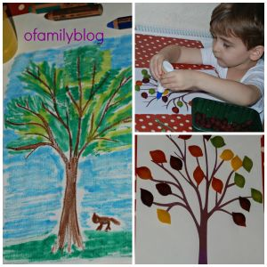 Ofamilyblog using templates to inspire creativity with young kids
