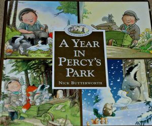 A Year in Percy's Park