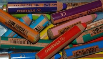 STABILO 3-in-1 pencils