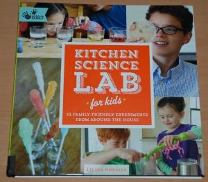 Kitchen science book
