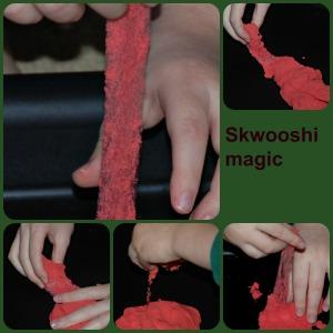 Skwooshi magic effect on ofamilyblog