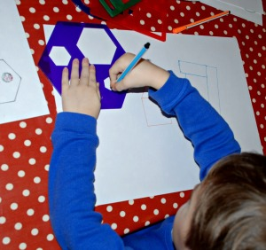 Learning resources - using the stencils