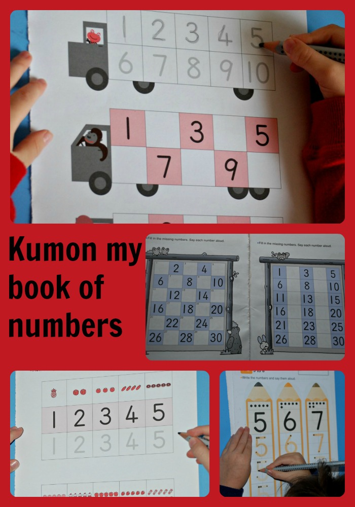 Kumon numbers 1 30 pdf