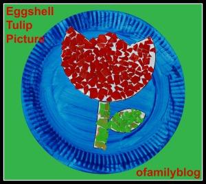 Eggshell Tulip picture on ofamilyblog