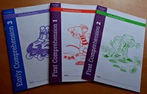 Key Stage 1 Comprehension books from Schofield&Sims