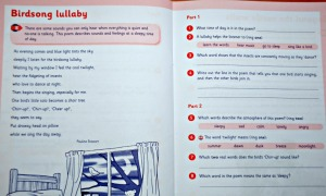 Key Stage 1 First Comprehension book from Schofiled&Sim