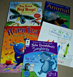 Book Finds - current books being enjoyed by the kids of ofamilyblog