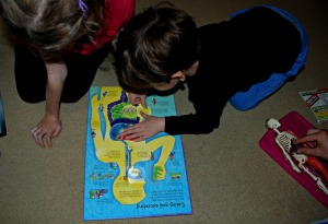 See inside your body great for young kids learning about bodies