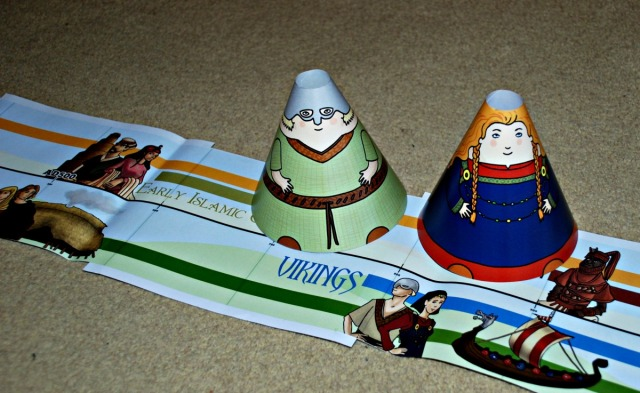 Adding the Viking Cone People to the Timeline