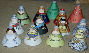 Historical Cone People to add to our Timeline