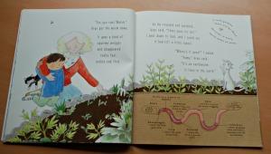 Yucky Worm book