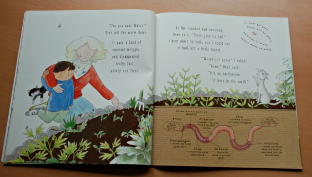 Nature Storybook Yucky Worms