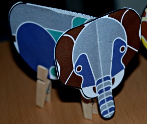Enkl elephant