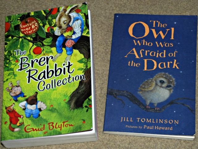 The Owl Who Was Afraid of the Dark and the Brer Rabbit Collection