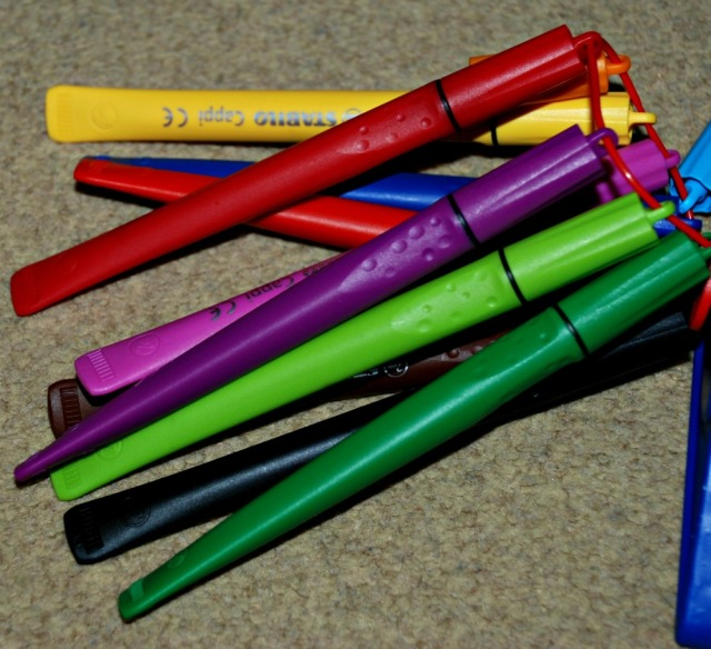 STABILO Cappi pens