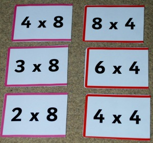 times-table-cards