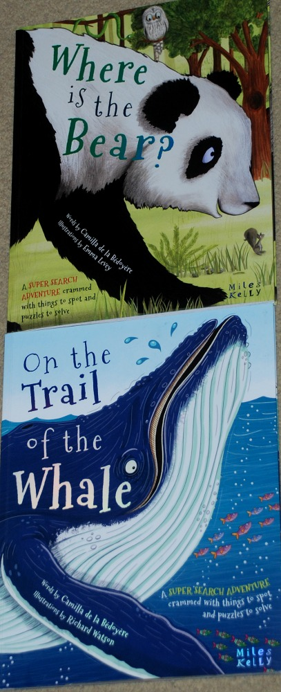 where-is-the-bear-and-on-the-trail-of-the-whale