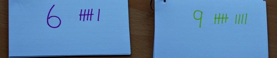 Home-made Split Ring Number Bond Booklets