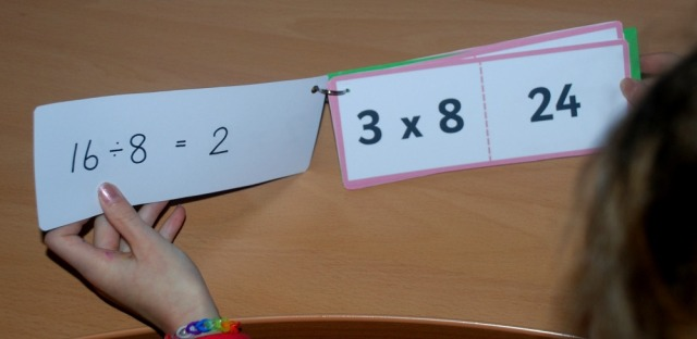 Times table and division booklet
