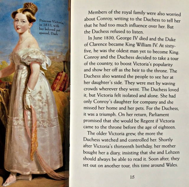 Queen Victoria.  One of the Usborne Young Reading Series 3 books.  Combines history with reading practice