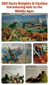 100 Facts Knights & Castles. A way of introducing children to the Middles Ages