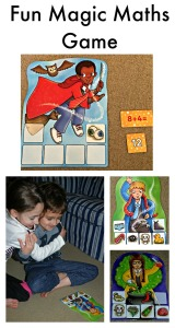 Fun Magic Maths Game by Orchard Toys. Great way to practice basic Maths sums at home. Lots of Fun